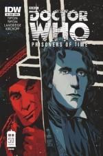 Doctor Who: Prisoners of Time #8 - Scott Tipton, David Tipton, Roger Langridge, Francesco Francavilla, Dave Sim