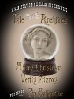 Merry Christmas, Verity Fitzroy - Philippa Ballantine