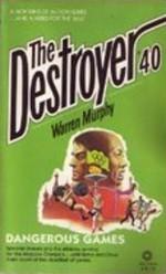 Dangerous Games - Warren Murphy, Robert J. Randisi