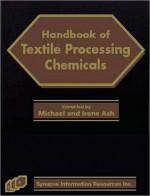 Handbook of Textile Processing Chemicals - Michael Ash, Irene Ash