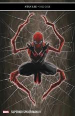 Superior Spider-Man (2018-) #1 - Christos Gage, Mike Hawthorne, Travis Charest