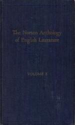 Norton Anthology of English Literature, Vol. 2, First Edition - M.H. Abrams, E. Talbot Donaldson, Hallett Smith, Robert M. Adams, Samual Holt Monk, George H. Ford, David Daiches