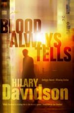 Blood Always Tells (Audio) - Hilary Davidson