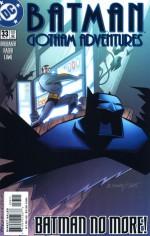 Batman: Gotham Adventures #33 - Bob Smith, Terry Beatty, Nathan Eyring, Ed Brubaker, Brad Rader, John Lowe, Lee Loughridge, Tim Harkins