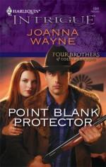 Point Blank Protector - Joanna Wayne