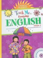 Teach Me Everyday English, Volume 2: Celebrating the Seasons - Judy Mahoney, Patrick Girouard