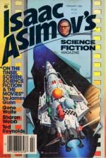 Isaac Asimov's Science Fiction Magazine, February 1980, Vol. 4 No. 2 - James Gunn, Gene Wolfe, Baird Searles, Ted Reynolds, Sharon Webb, George H. Scithers, Isaac Asimov