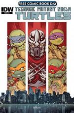 FCBD 2015 - Teenage Mutant Ninja Turtles: Prelude to Vengeance - Tom Waltz, Bobby Curnow, Mateus Santolouco