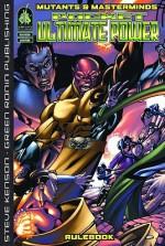 Pocket Ultimate Power: [A Mutants &Amp; Masterminds Rulebook] - Steve Kenson, Chris Stevens
