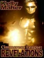 Cimmerean League - Kelly Maher