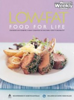 """Low-fat Food for Life (""""Australian Women's Weekly"""" Home Library) - Susan Tomnay"""