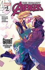Uncanny Avengers (2015-) #5 - Gerry Duggan, Carlos Pacheco, Yasmine Putri