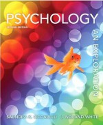 Psychology: An Exploration Plus NEW MyPsychLab with eText -- Access Card Package (2nd Edition) - Saundra K. Ciccarelli, J. Noland White
