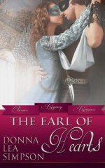 The Earl of Hearts (Classic Regency Romances) - Donna Lea Simpson