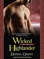 Wicked Highlander (Dark Sword) - Donna Grant, Antony Ferguson