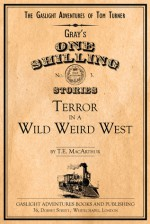 Terror in a Wild Weird West (The Gaslight Adventures of Tom Turner) - T.E. MacArthur