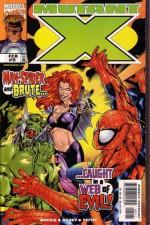 Mutant X [Vol 1 #5, Comic Book] - Howard Mackie