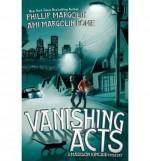 Vanishing Acts - Phillip Margolin, Ami Margolin Rome