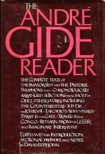 The André Gide Reader - André Gide, David Littlejohn