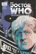 Doctor Who: Prisoners of Time #3 - Scott Tipton, David Tipton, Mike Collins, Francesco Francavilla