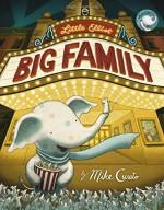 Little Elliot, Big Family Hardcover - October 6, 2015 - Illustrator) Mike Curato (Author