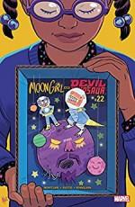 Moon Girl and Devil Dinosaur (2015-) #22 - Natacha Bustos, Brandon Montclare
