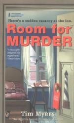 Room for Murder - Tim Myers