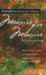 Measure for Measure - William Shakespeare, Barbara A. Mowat, Paul Werstine