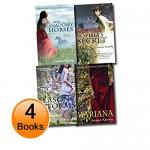 S. Kearsley Collection - 4 Book Set - Mariana, The Shadowy Horses, the Season of Storms, Sophia's Secret - Susanna Kearsley