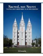 Sacred, Not Secret - astroboy