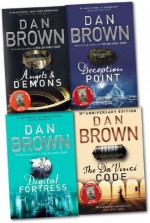Robert Langdon Series Collection Dan Brown 4 Books Set (Deception Point, etc) - Dan Brown