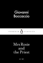 Mrs Rosie And The Priest (Little Black Classics #01) - Giovanni Boccaccio