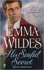 His Sinful Secret - Emma Wildes