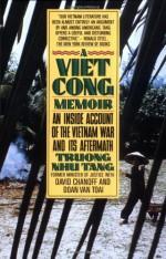 A Vietcong Memoir: An Inside Account of the Vietnam War and Its Aftermath - Truong Nhu Tang, David Chanoff, Doan Van Toai