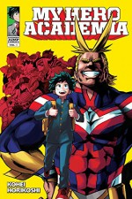 My Hero Academia, Vol. 1 - Caleb D. Cook, Kohei Horikoshi