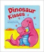 Dinosaur Kisses (Pop-Up Books (Piggy Toes)) - Margaret Wang, Richard Watson
