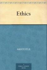 Ethics - Aristotle