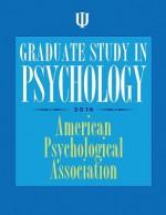 Graduate Study in Psychology, 2014 Edition - American Psychological Association