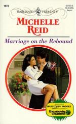 Marriage on the Rebound (Harlequin Presents, #1973) - Michelle Reid