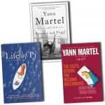 Yann Martel Collection 3 Books Set Pack - Yann Martel