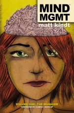 Mind MGMT Volume 1: The Manager - Matt Kindt, Matt Kindt