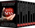Seven Sins: Seven Sizzling Stories! Bikers, Stepbrothers, Bosses, Baseball, BDSM and more! - Talia Hunter, Carmen Falcone, Michele de Winton, Robin Covington, Avery Flynn, Amy Andrews, Natalie Anderson