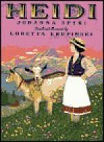 Heidi - Johanna Spyri, Loretta Krupinski