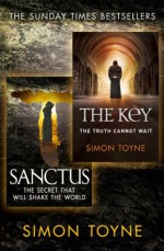 Sanctus and The Key: 2 Bestselling Thrillers - Simon Toyne