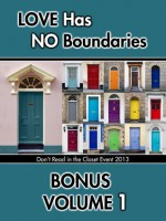 Love Has No Boundaries Anthology: Bonus Volume 1 - Max Vos, S.H. Allan, Eric Alan Westfall, J.J. Cassidy
