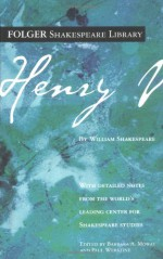 Henry V - Paul Werstine, Barbara A. Mowat, William Shakespeare