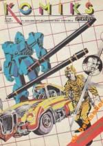 Komiks Fantastyka 2/7 '89 - Publicystyczny - Grzegorz Rosiński, Jean Van Hamme, Jerzy Szyłak, Maciej Parowski, Jacek Rodek, Otto Friedrich Walter, Jerzy Ozga, Sławomir Jezierski