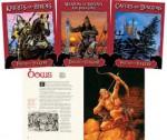 Fantasy and Folklore Set 2 - John Hamilton