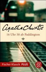 16 Uhr 50 ab Paddington: Roman - Ulrich Blumenbach, Agatha Christie