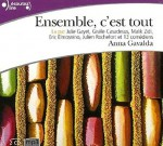 Ensemble, c'est tout Audiobook PACK [Book + 2 CD MP3 - Abridged text] (French Edition) - Anna Gavalda